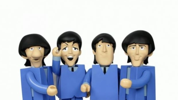 MEDICOM TOY x SILLY THING - 1000% The Beatles - 0