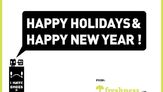 Happy Holidays + A Prosperous New Year!!!
