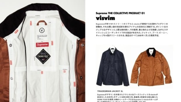 Supreme x visvim - honeyee Feature - 1