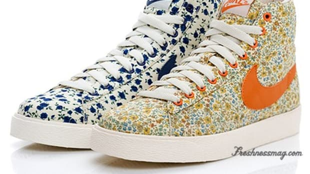 Nike Sportswear - Liberty Fabric Collection - WMN Blazer | Nina & Phoebe