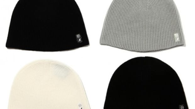 Kangol x fragment design - Cuffless Wool Beanie