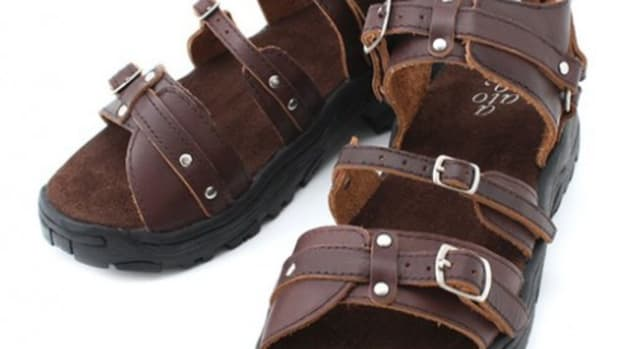 Ato Matsumoto - Leather Sandal