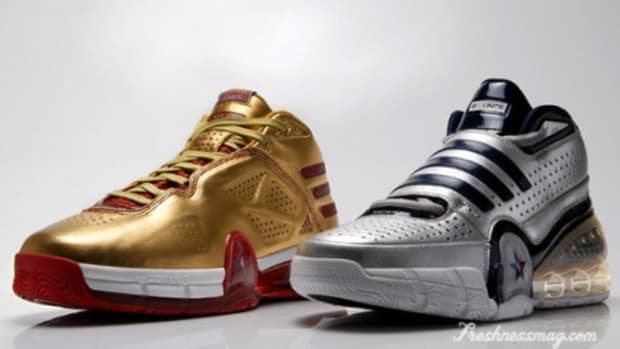 adidas 2009 NBA All-Star Game Footwear
