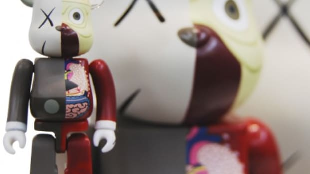 OriginalFake x MEDICOM TOY - BE@RBRICK - 0