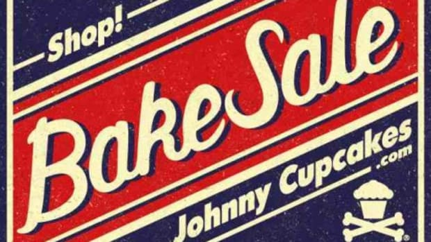 Johnny Cupcakes - Bake Sale Event