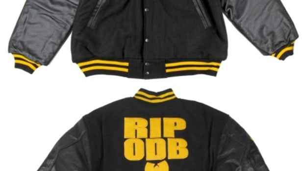 ALIFE x Wu-Tang Clan   Ol' Dirty Bastard RIP Varsity Jacket
