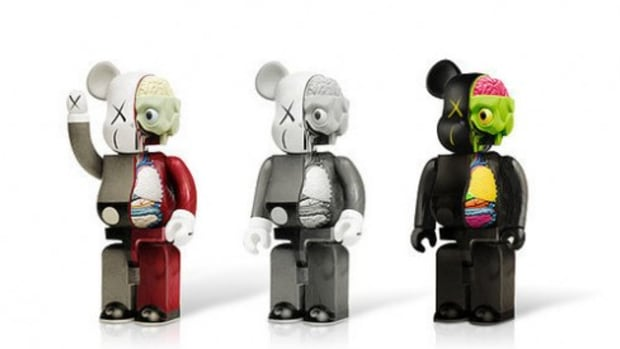 OriginalFake x MEDICOM TOY - Dissected BE@RBRICK - 0