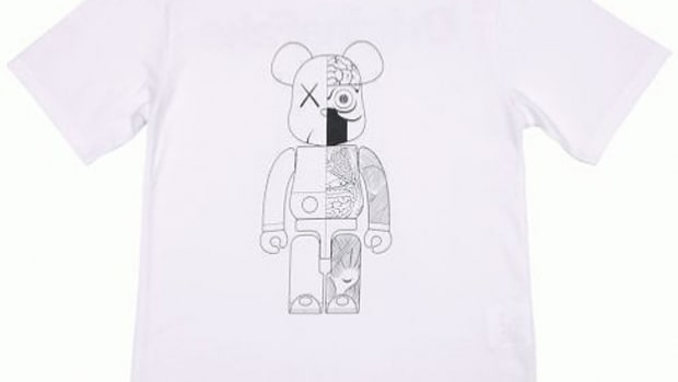 OriginalFake - KAWS Dissected Companion BE@RBRICK T-Shirt