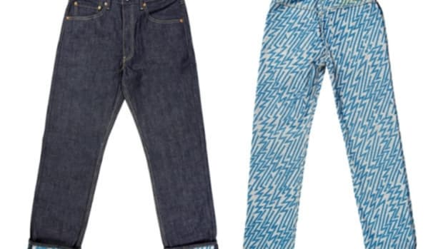 Levi's 501 - Graphic Collection Denim - 1