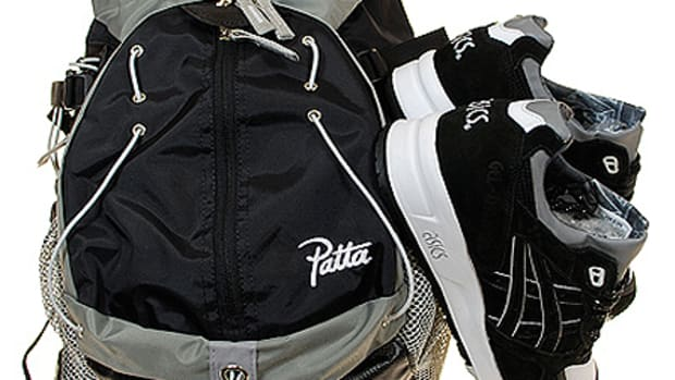 ASICS x Patta - Gel Lyte Speed Pack - Delta (Black) Edition