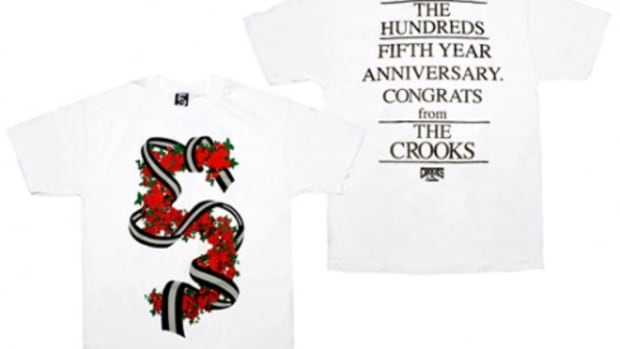 The Hundreds - 5th Anniversary Collection - Crooks & Castles + 10.DEEP