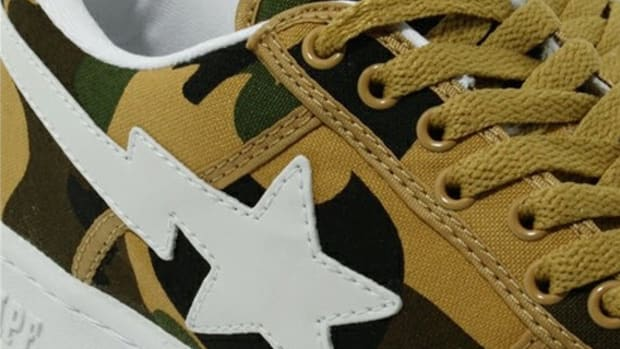 a bathing ape 1st camo canvas bape sta - 0