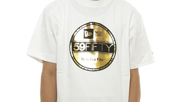 New Era - HCS 59FIFTY Visor Sticker T-Shirt - 00