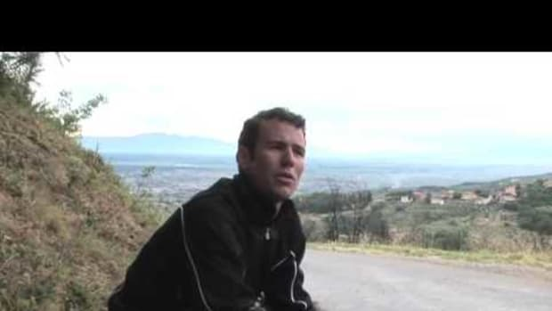Nike Mark Cavendish Tour de France 2009 Exclusive Video