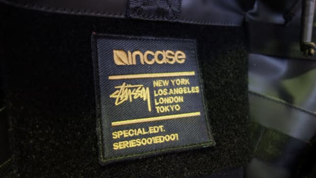 PROJECT Show New York  Incase x Stussy Series 001 Accessories Collection - 0