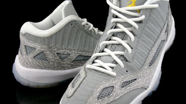 Sneaker Report: Air Jordan XI (11) LE - Cool Grey - 0