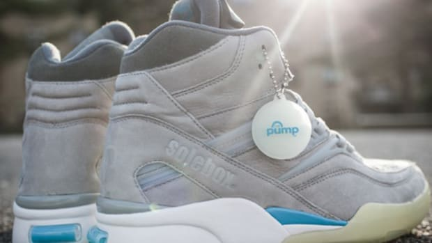 Solebox x Reebok Twilight Zone Pump - 0