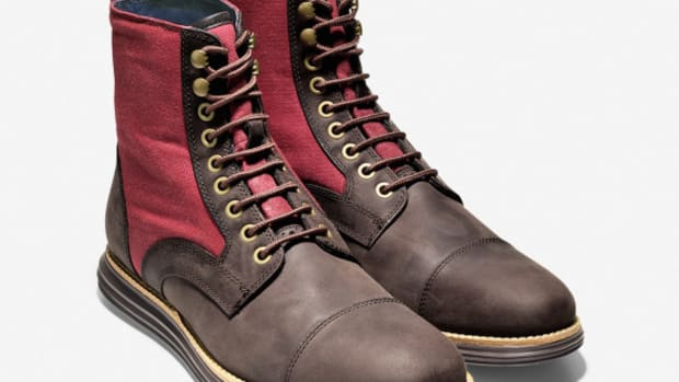 18004b7172a Cole Haan LunarGrand Lace Boots – Chestnut Tango Red