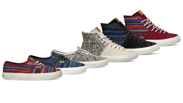 """78a18d85f1 Vans California Collection """"Italian Weave"""" Pack"""