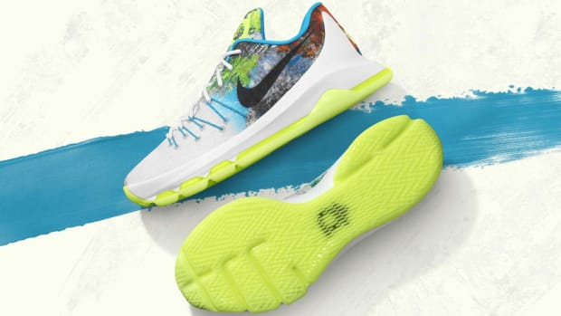 6c3ae8fcb20d Nike Unveils Kevin Durant s KD8 N7