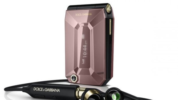 Sony Ericsson X Dolce and Gabbana - Limited Edition Jalou | Video - 0