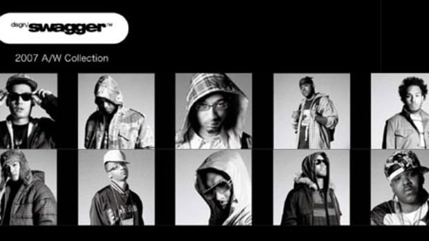SWAGGER A/W 2007 Look Book - 0