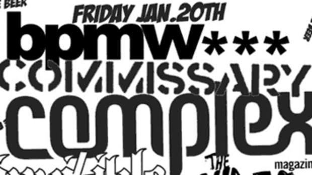 BPMW - COMMISSARY - Complex Party - 0