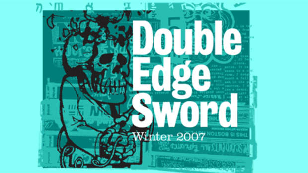 DES [Double Edge Sword] Winter 2007 Preview - 0