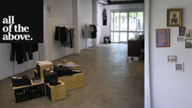 Store Review: All of the Above - Melbourne - 0