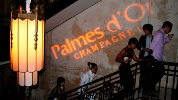ALIFE + Palmes D'or Champagne - 0