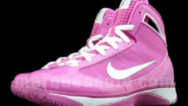the latest b9d39 c6760 Nike Hyperize - Think Pink Edition