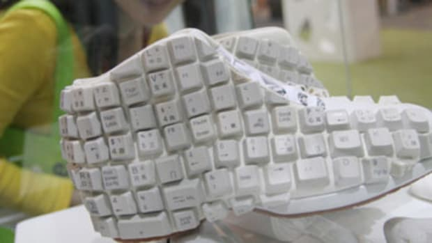 Keyboard Sneakers? - 0
