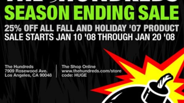 The Hundreds - Season Ending Sale - 0