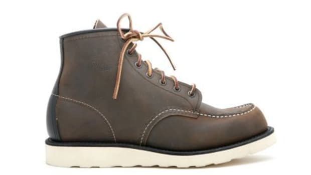 Red Wing x Ronnie Fieg for David Z's 25th Year - 0
