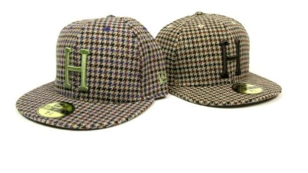 HUF x New Era - Houndstooth Hats - 4