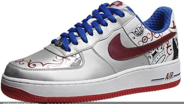Collection Royale LBJ AF1 + Shirt Giveaway WINNERS! - 0