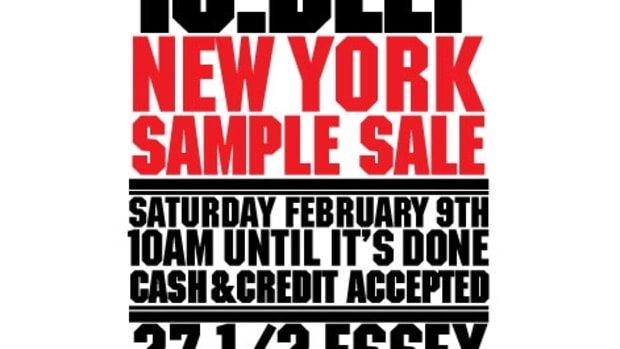 10 Deep - Crazy Murko's New York Sample Sale - 0