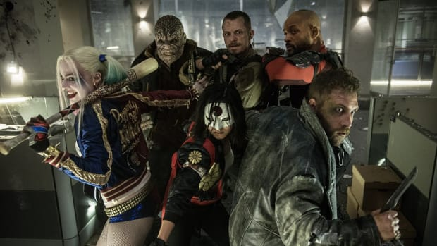 Suicide Squad First Trailer