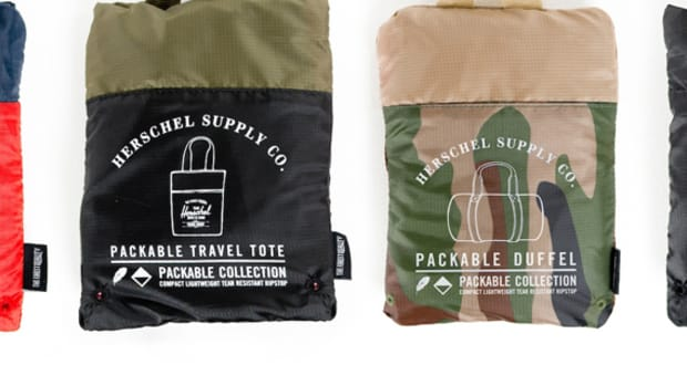 Herschel Supply Co.   Holiday 2013 Packable Collection