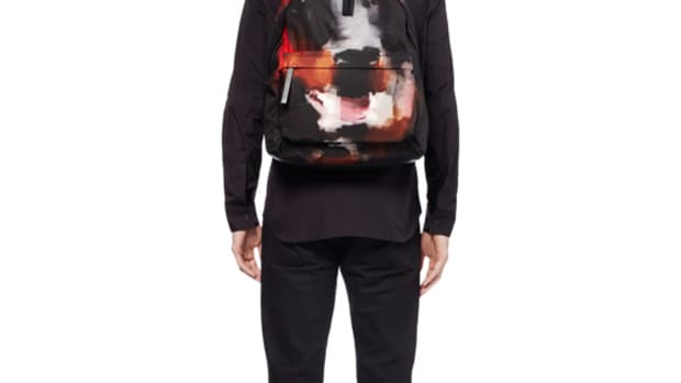 GIVENCHY – Doberman Print Backpack - 0