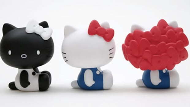 UNDERCOVER x Sanrio Hello Kitty MEDICOM TOY - 0