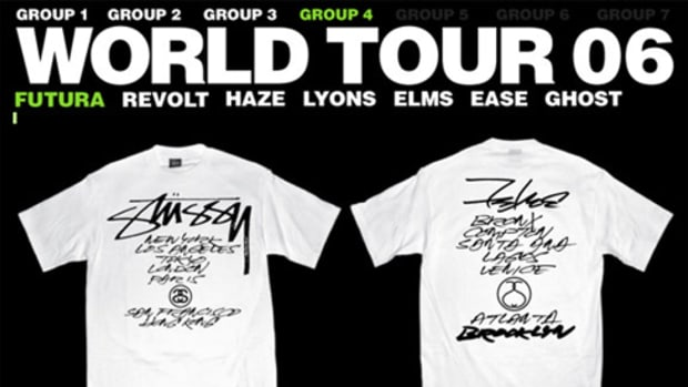 Stussy World Tour - Group 4 - 0