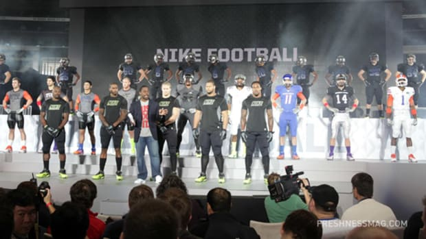 Nike Unveils The Future of Football @ Dallas Cowboys Stadium | Event Recap