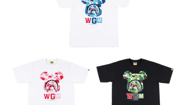 2a5c311b75a fragment design x A BATHING APE x Stussy x MEDICOM TOY Exhibition 2014  Apparel Collection