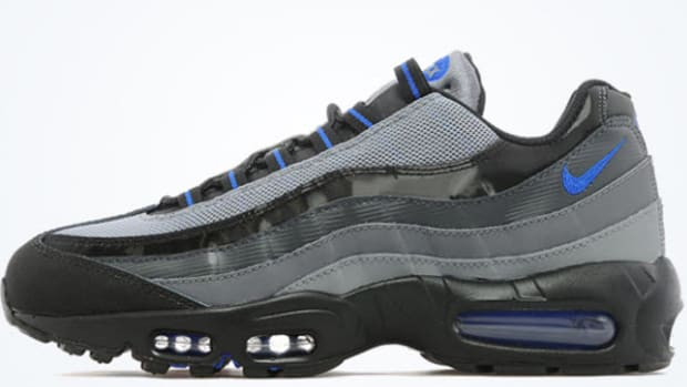9850dbf2989 Nike Air Max 95 No-Sew - Anthracite Tide Pool Blue-Cool Grey ...