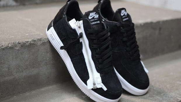 new product 01432 4fd34 ACRONYM x Nike Lunar Force 1 SP TZ  Detailed Look