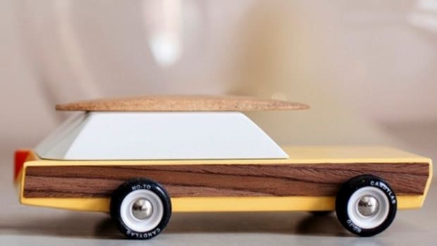 Vintage Wood Toy Cars by Vlad Dragusin x Candylab -00