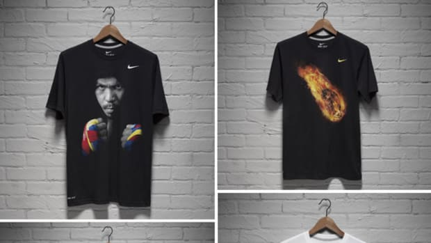 Manny Pacquiao x Nike Sportswear - Customize Your Own T-Shirt Event b6f4a11a1318