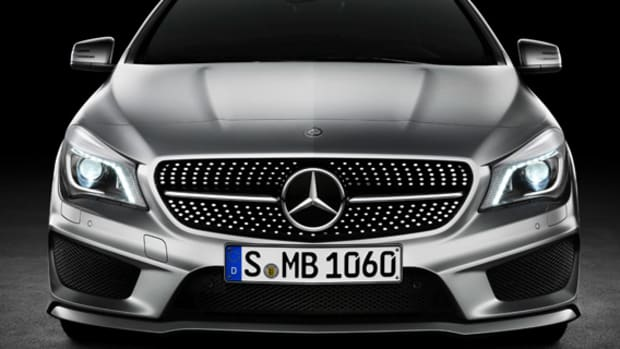 "Mercedes-Benz CLA-Class - ""Creating A New Segment In Automotive Design"" - 0"