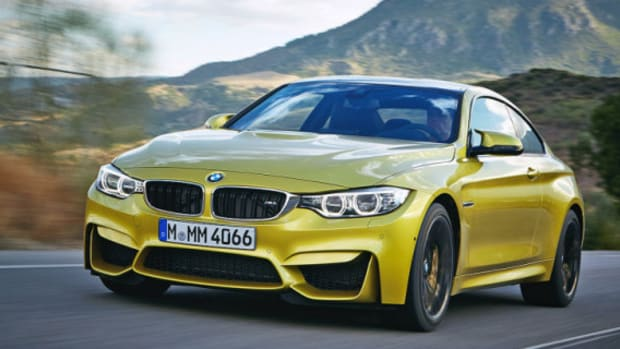 The Bmw M4 Coupe Freshness Mag